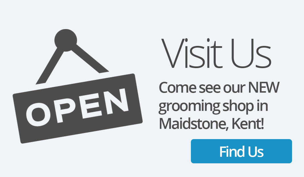 Come and Visit Our New Shop!