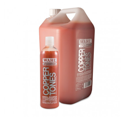 Wahl Copper Tones Shampoo 15:1 Super Concentrate