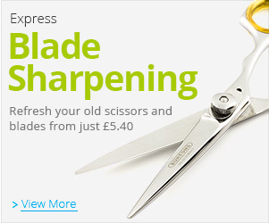 Find out about clipper blade sharpening here