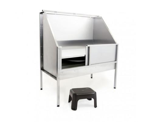 Burtons Professional Stainless Steel Grooming Bath