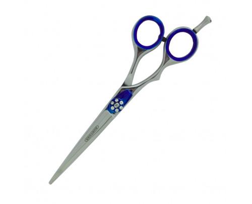 """Silver 6"""" Straight Scissor"""