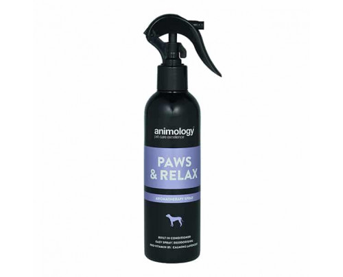 Animology Paws and Relax Calming Spray 250ml