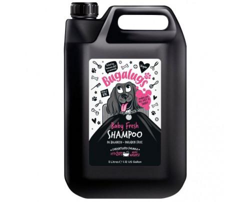 Bugalugs Pet Shampoo Baby Fresh 5lt