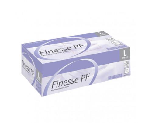 Finesse PF Powder Free Vinyl Gloves