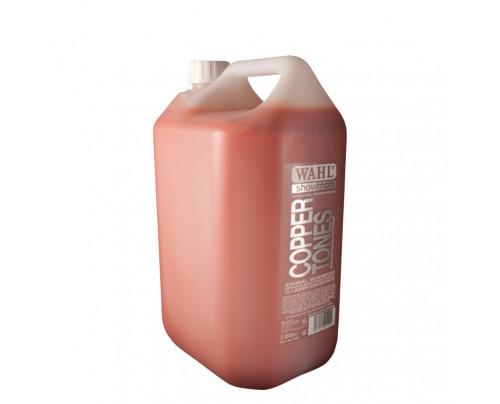 Wahl Copper Tones Dog Shampoo - 5ltr 15:1 Super Concentrate
