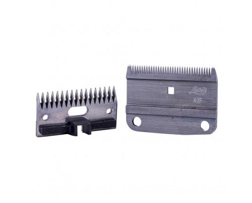 Lister A2F/AC Fine Blade - Metal Socket