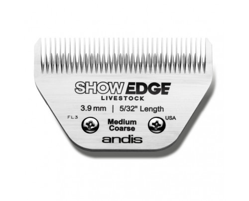 Andis ShowEdge Live Stock Blade - Medium Coarse