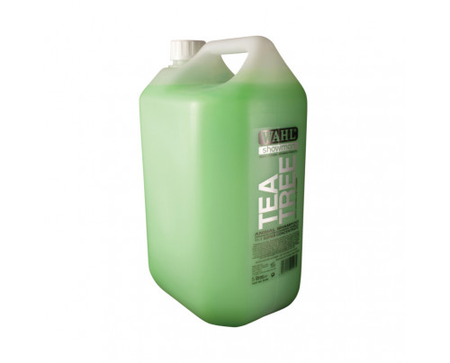 Wahl Tea Tree Dog Shampoo - 5ltr  11:1 Super Concentrate