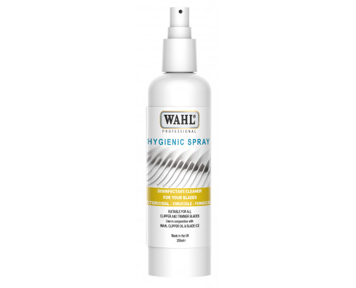 Wahl Professional Hygienic Clipper/Trimmer Disinfectant Spray