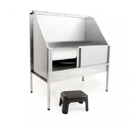 Burtons Professional Stainless Steel Grooming Bath