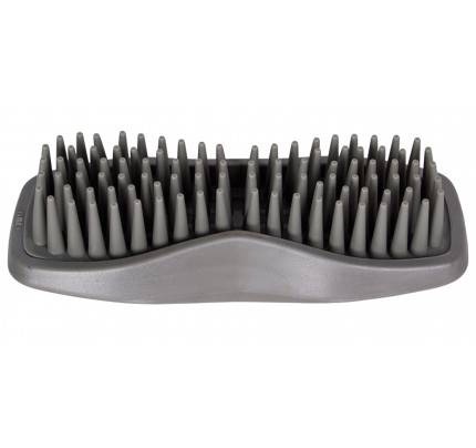 Equine Rubber Curry Brush