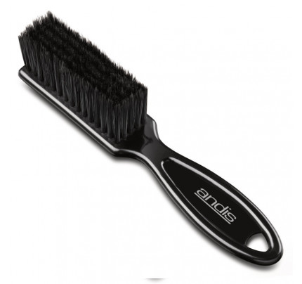 "Andis Blade Brush 1"" W x 5 3/8"" L Bristle Length: 5/8"""
