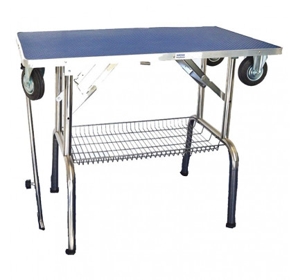 Burtons Mobile Dog Grooming Table