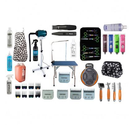 Burtons Standard Grooming Kit