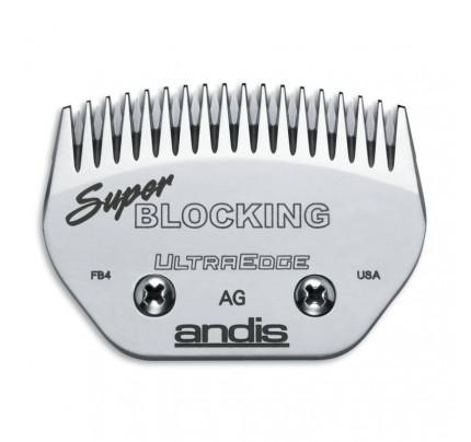 Andis UltraEdge Wide Blade - Super Blocking