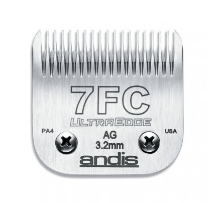 Andis UltraEdge Detachable Blade, Size 7FC