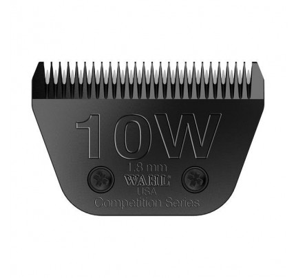 Wahl Ultimate Competition Series Blade, Size 10W - Leaves 1.8mm