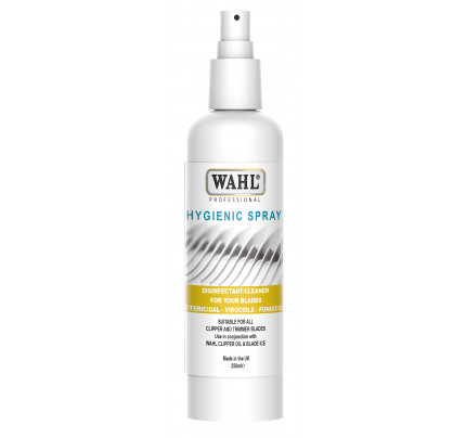 Wahl Professional Hygienic Clipper/Trimmer Disinfectant Cleaner Spray