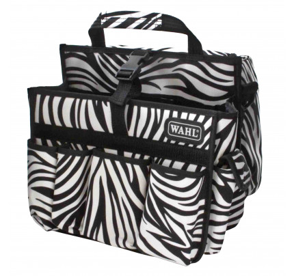 Wahl Tool Carry Case - Zebra Print