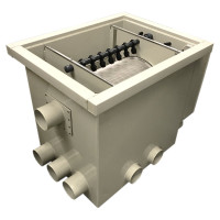 Burtons TF-500 Pond Drum Through-Flow Filter