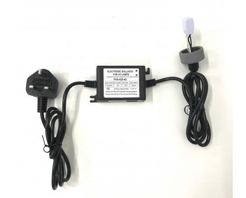 UV Ballast Unit 10-40 watt