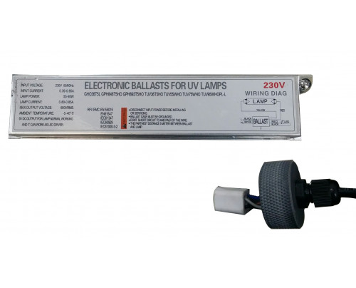 UV Ballast Unit 80 watt