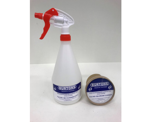 Drum Cleaning Kit