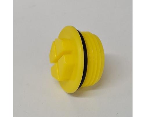 UV blanking cap
