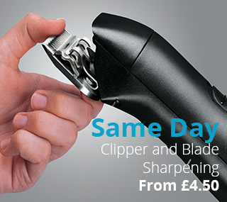 Clipper and Blade Sharpening